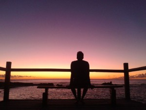 John, Sunset on Rottnest Island